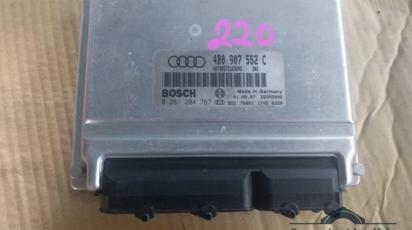 Calculator ecu Audi A6 (1997-2004) [4B, C5] 0261204767