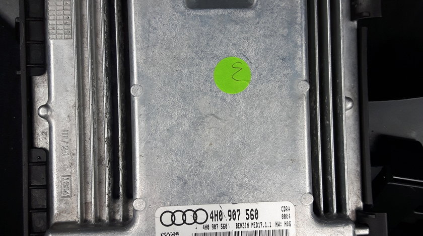 Calculator ECU AUDI A8 4H0907560 A8 4H 4,2 FSI V8