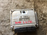 Calculator ECU Motor AMF VW Polo 1.4 TDI 2001 2002 2003 2004 2005