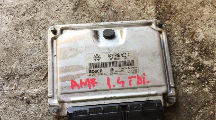 Calculator ECU Motor AMF VW Polo 1.4 TDI 2001 2002 2003 2004 2005