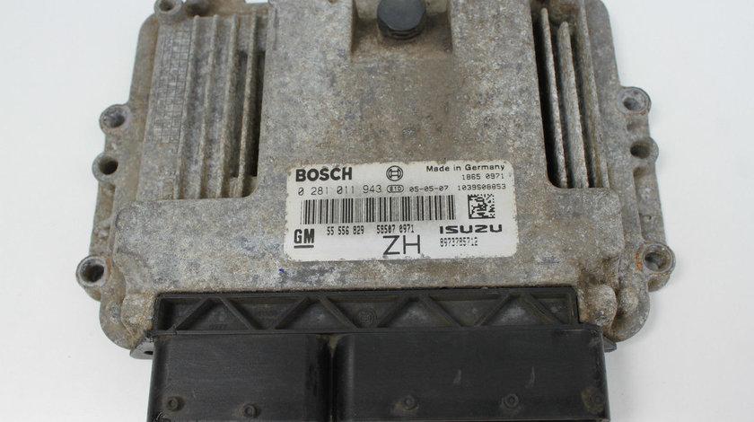 Calculator Ecu Motor Astra H Z17DTH 101cp / 0281011943