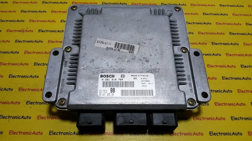 Calculator ECU motor Citroen C5 0281010764, 9644199580