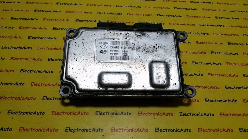 Calculator ECU motor Renault Clio 8200162381, IAW 5NR.C2