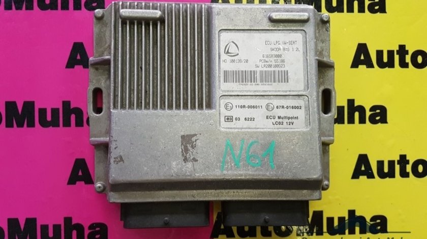 Calculator ecu nou Renault Megane III (2008->) 616583000
