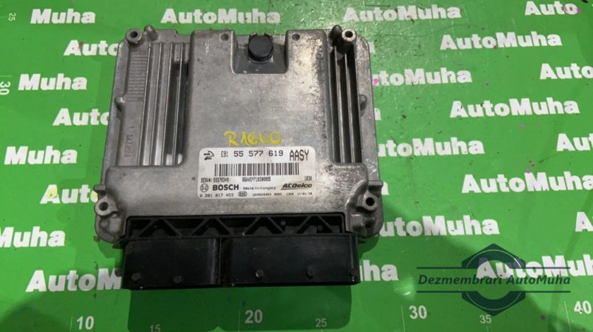 Calculator ecu Opel Insignia (2008->) 0281017453