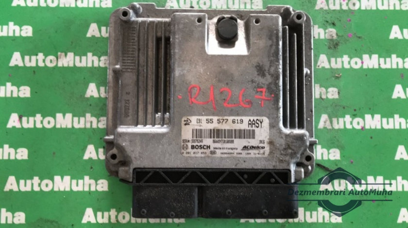 Calculator ecu Opel Insignia (2008->) 55 577 619