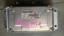 calculator ecu Peugeot 206 1.6 16v