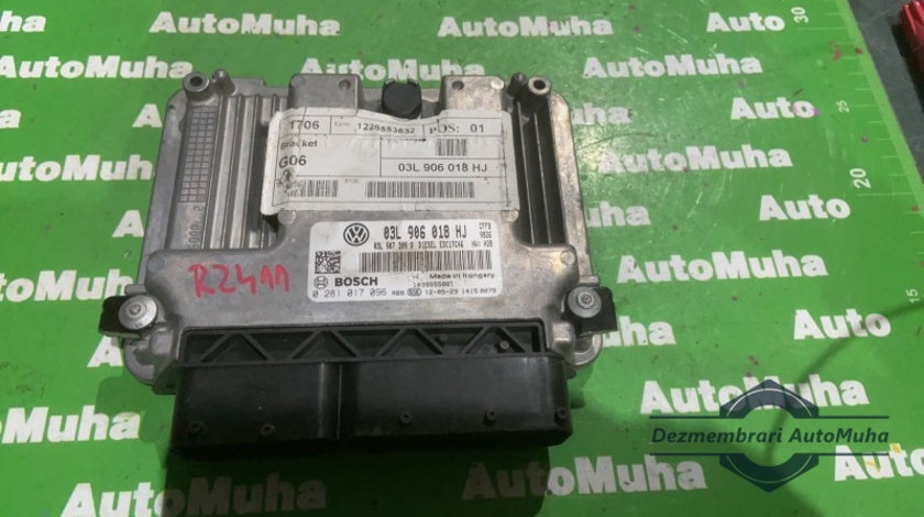 Calculator ecu Volkswagen Sharan (2010->) 0281017096