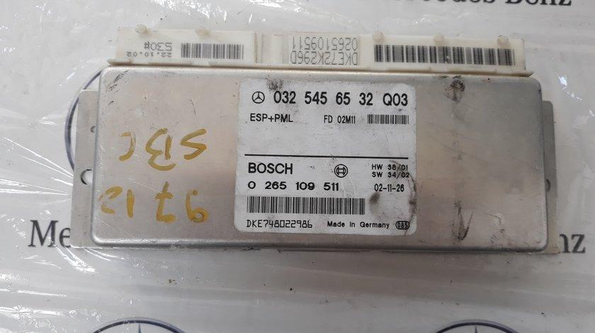 Calculator esp Mercedes E CLASS W211 cod A0325456532