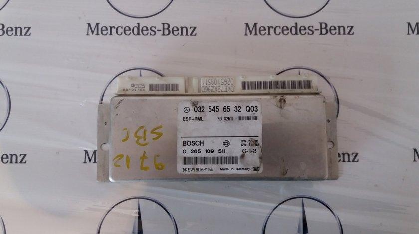 Calculator ESP Mercedes W211 A0325456532