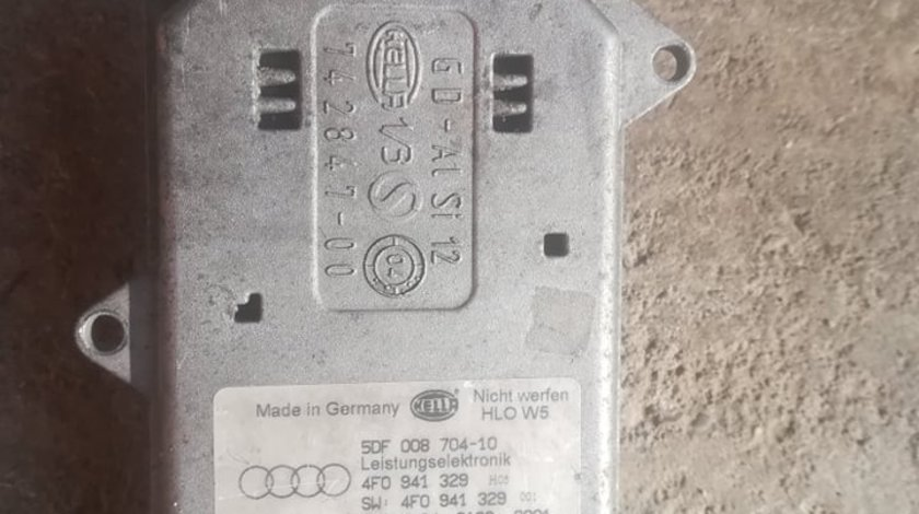 Calculator far dreapta Audi A6 4F C6 2004-2011 Cod: 5DF008704-10 , nr 357