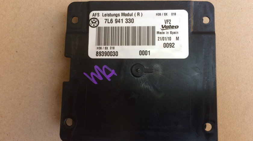 Calculator Far Xenon Adaptiv - Vw 7L6 941 330 / 7L6941330 ( Pt Dreapta )