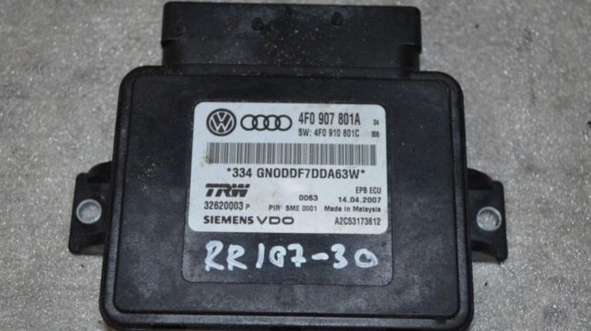 Calculator frana de mana A6 2006 - 4f0910801c