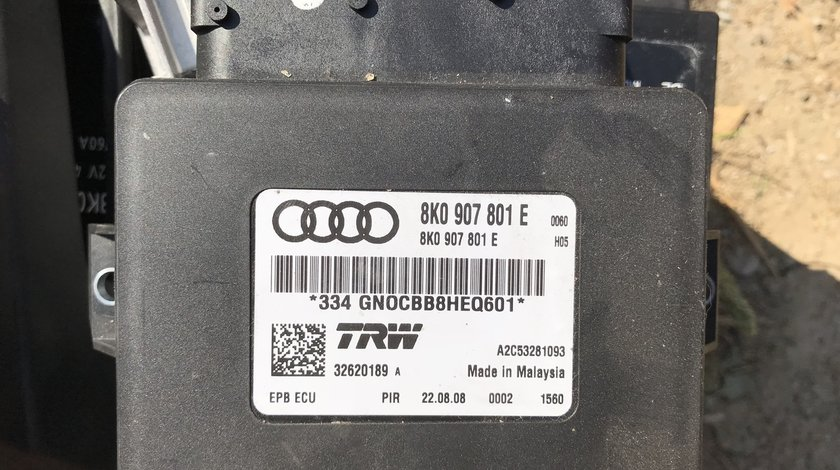 Calculator frana de mana AUDI A4 B8 8K 2009 2010 2011 2012