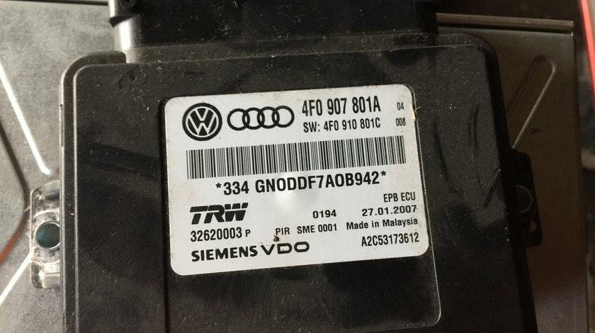 Calculator frana de mana AUDI A6 4F 2004 2005 2006 2007 2008