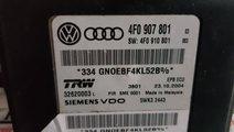 Calculator frana de mana Audi A6 4F 4f0907801
