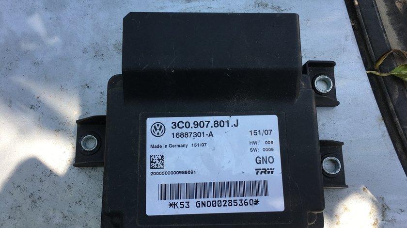 Calculator frana de mana VW Passat B6 2006-2009 Cod  3C0.907.801.J , 16887301-A