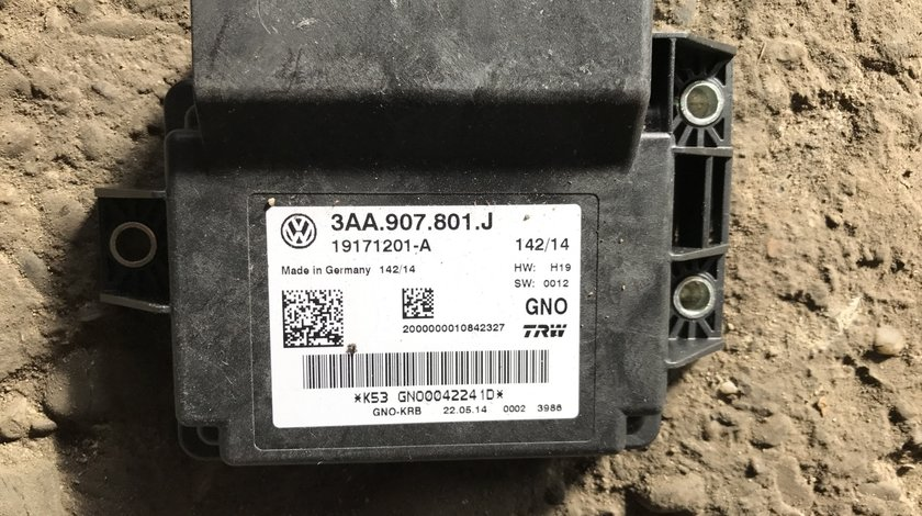Calculator frana de mana Vw Tiguan 2010 2011 2012