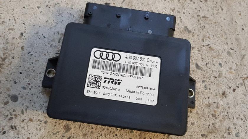 Calculator frana parcare AUDI A6 4G A7 A8 2012 2013 2014 2015