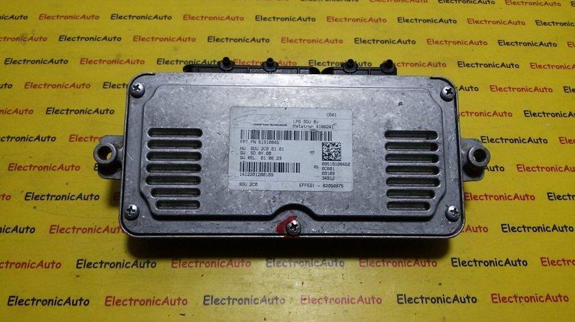 Calculator GPL Fiat 51910845, 00519108450
