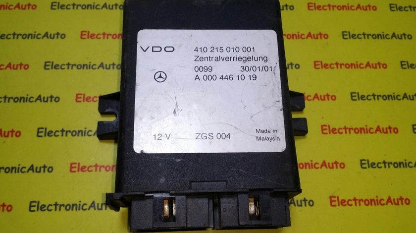 Calculator inchidere Mercedes-Benz Sprinter W901 Vito A0004461019