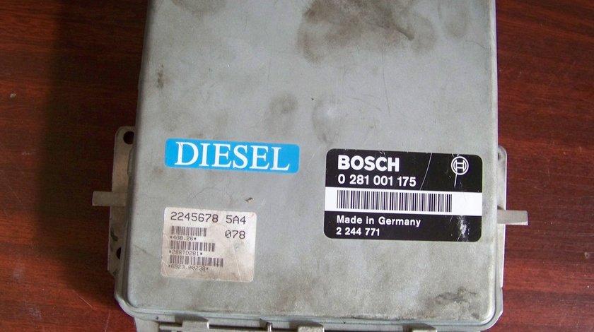 Calculator injectie motor bmw e36 325 tds e39 525tds e38 725tds opel omega 2,5 tds