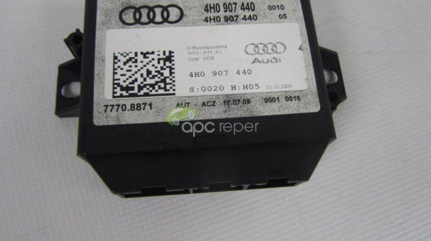 Calculator Localizare Auto cod 4H0907440 ptr Audi A8 4H, A6 4G, A7