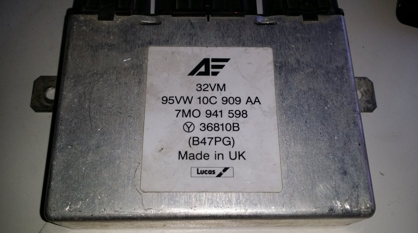 CALCULATOR LUMINI 7M0941598 Ford GALAXY (WGR) 2006-2015