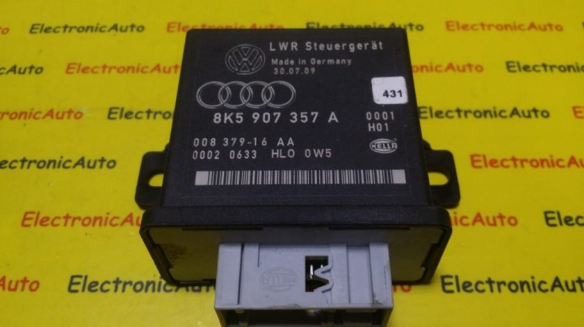 Calculator Lumini Audi A4, 8K5907357A, 00837916AA