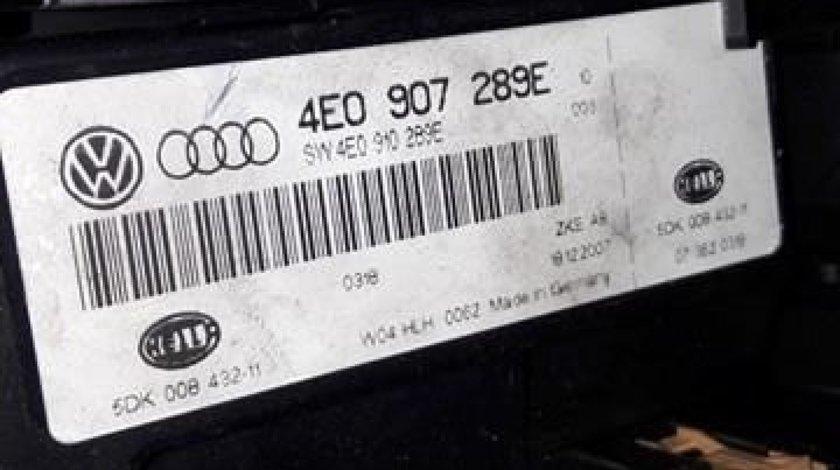 Calculator lumini cod 4e0907289e audi a8 4e 2003-2010