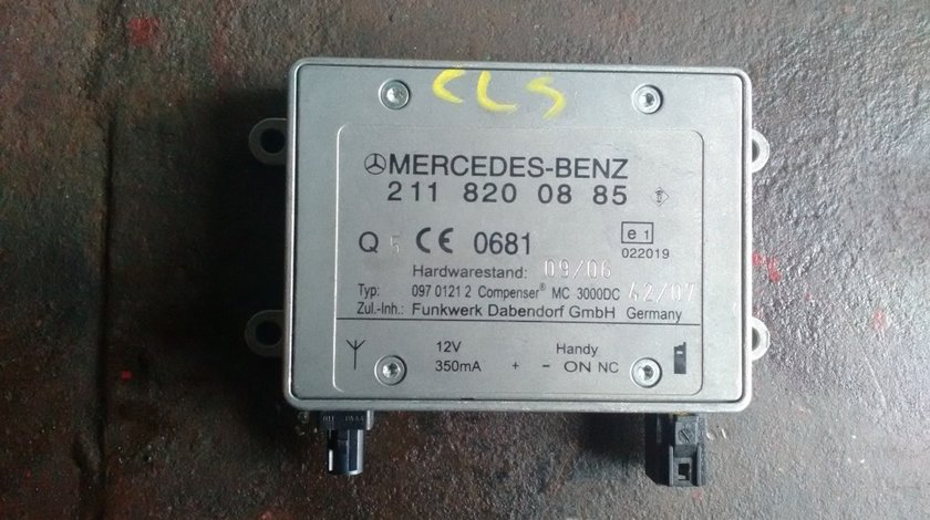 Calculator Mercedes w211 A2118200885