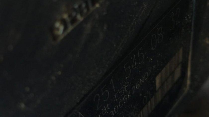 Calculator modul ABS: A2515450832 Mercedes ML 320cdi w164 motor 3.0 v6