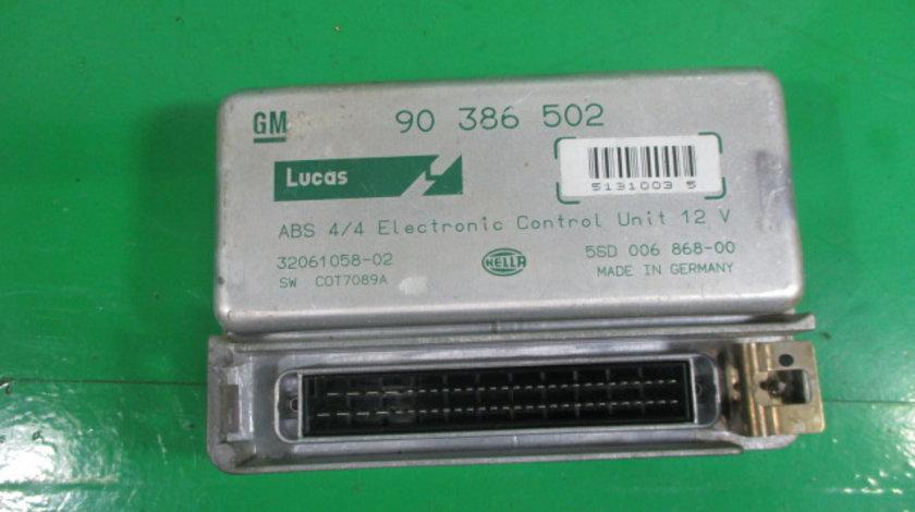 CALCULATOR / MODUL ABS COD 90386502 / 5SD006868-00 OPEL CORSA B FAB. 1993 – 2002 ⭐⭐⭐⭐⭐