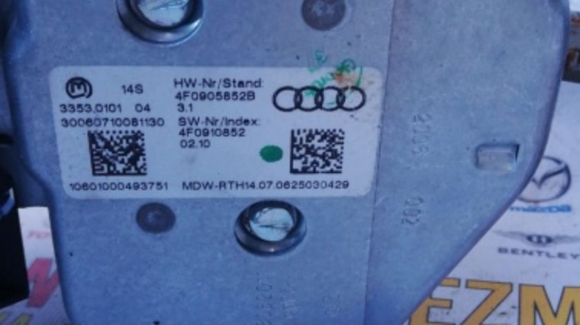 Calculator modul blocator coloana Audi Q7 motor 3.0tdi 233CP BUG Dezmembrez Dezmembrari Piese
