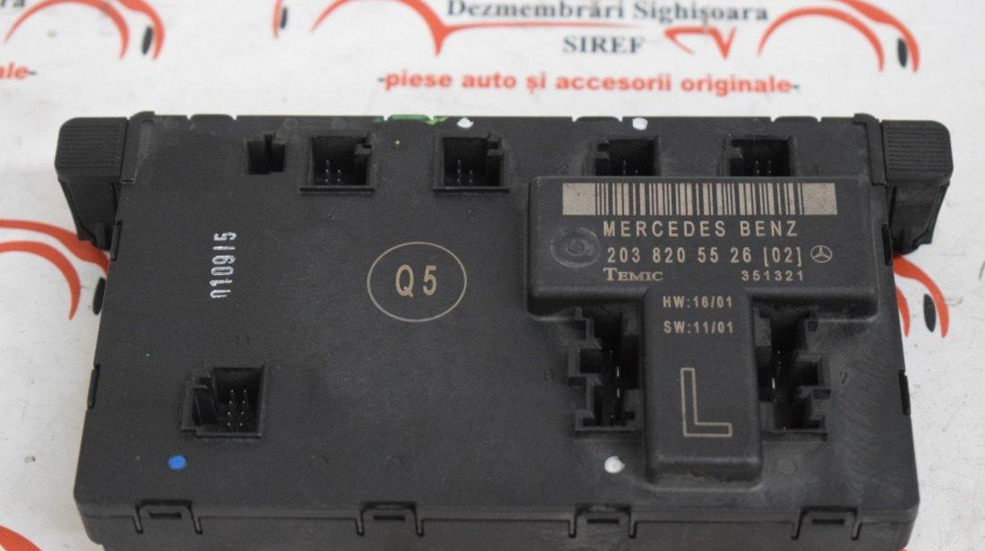Calculator modul confort 2038205526 Mercedes C220 224