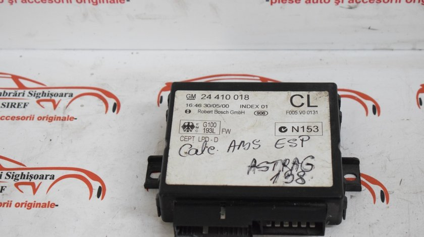 Calculator modul confort 24410018 Opel Astra G 138