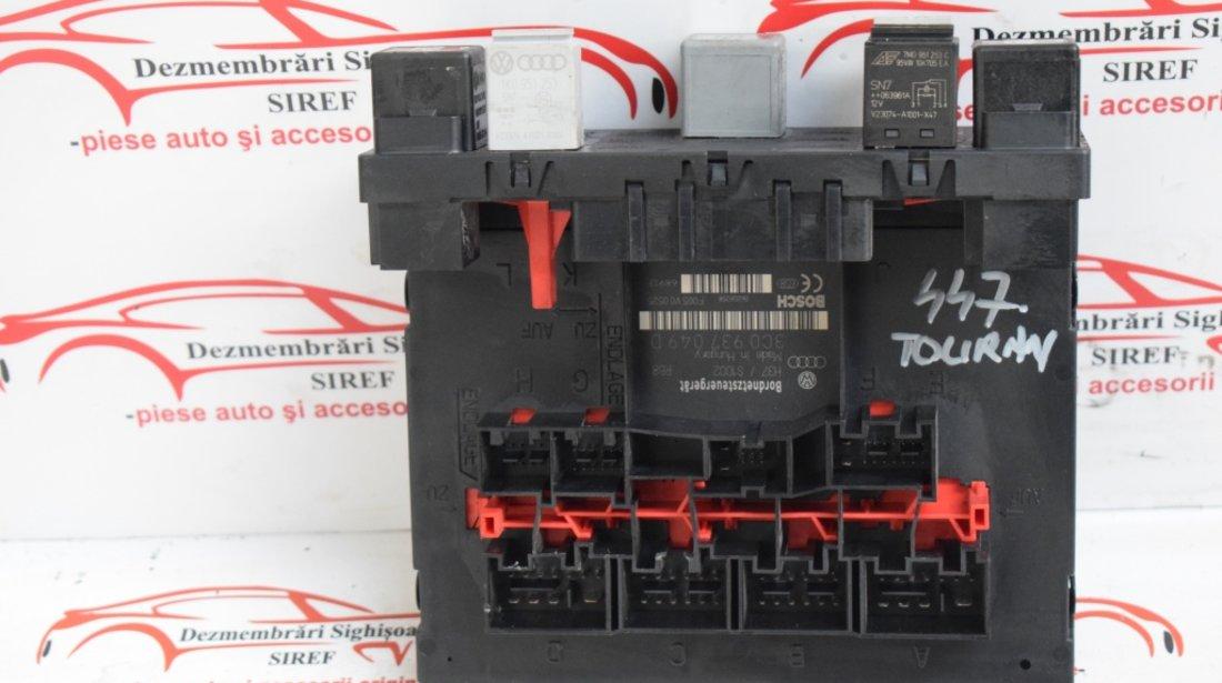 Calculator modul confort 3C0937049D VW Touran 447