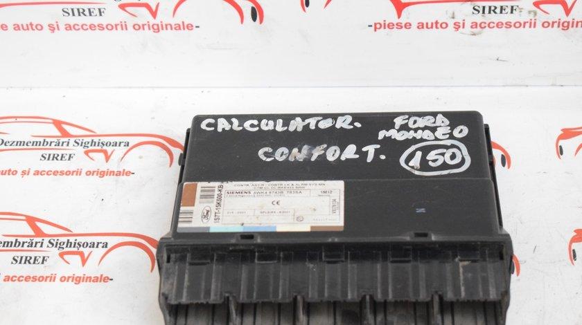 Calculator modul confort 5WK48743B Ford Mondeo 150