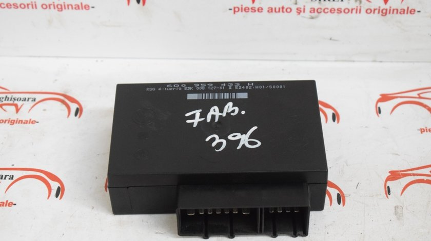 Calculator modul confort 6Q0959433H Skoda Fabia 396