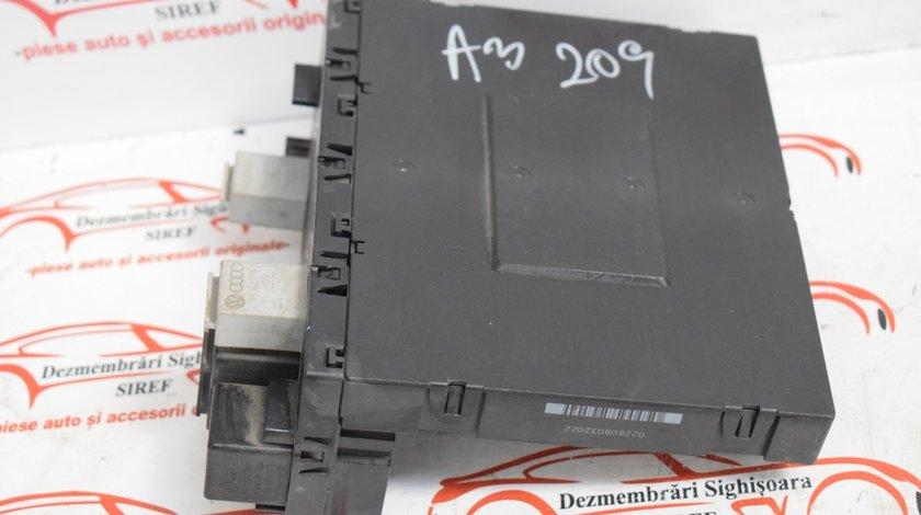 Calculator modul confort 8P0907279A Audi A3 8P 209