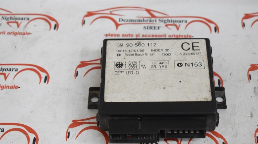 Calculator modul confort 90560112 Opel Astra G