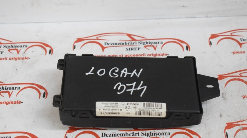 Calculator modul confort Dacia Logan 8200564718 374