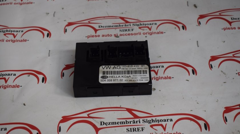 Calculator modul confort VW Golf 5 1K0959433BT 470