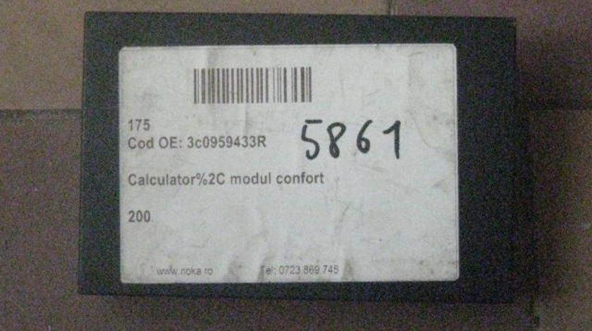 Calculator modul confort vw golf 5 si skoda
