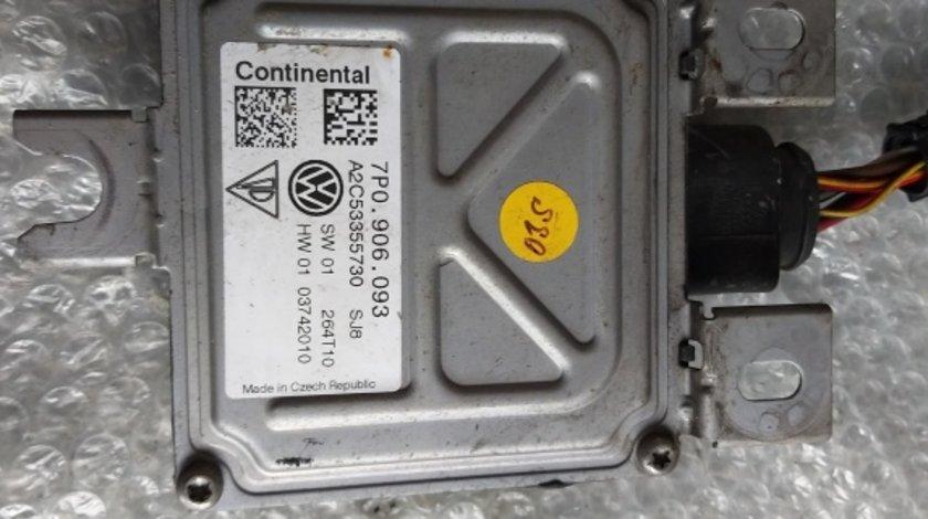 Calculator modul control pompa combustibil porsche cayenne 92a a2c53355730 7p0906093 26t10 03742010