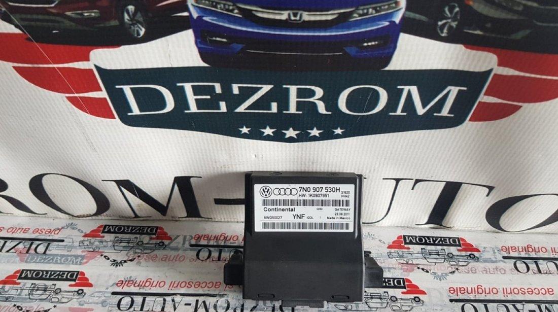 Calculator / Modul gateway Audi A3 8P 7n0907530h