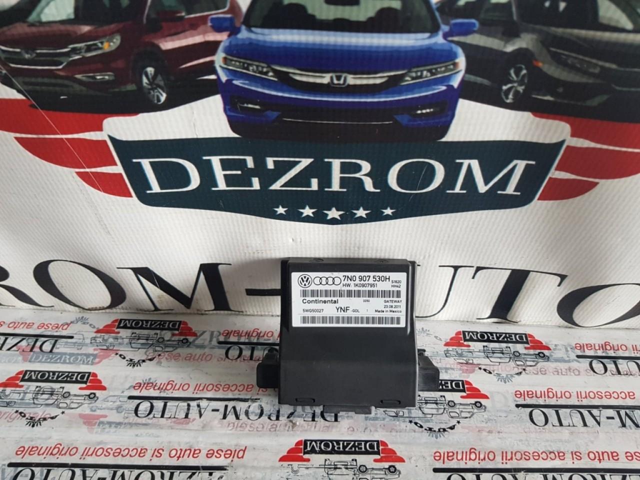 Calculator / Modul gateway Seat Leon 1P Facelift 7n0907530h