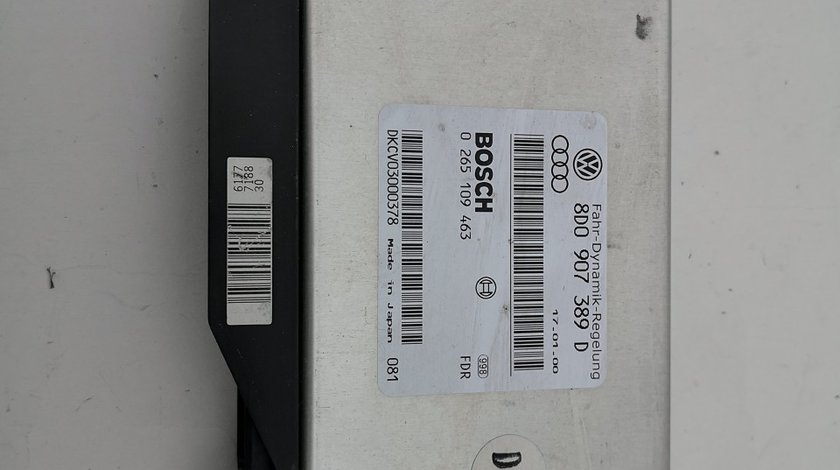Calculator/Modul/Senzor ESP,Lumini,Airbag Audi A4 B5 B6 B7,Passat B5