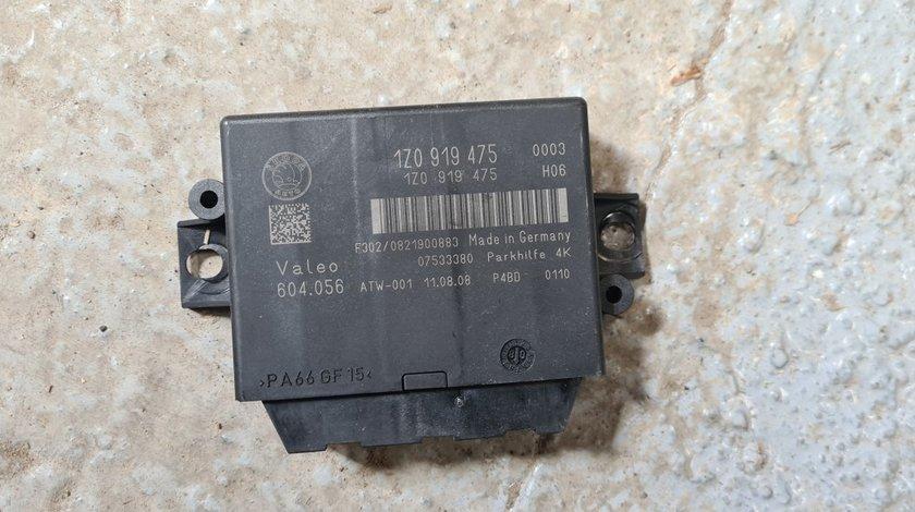 Calculator modul senzori de parcare Skoda Octavia 2 Facelift Superb 2 2009 2010 2011 2012