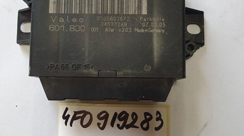 Calculator / modul senzori parcare Audi A6 4F C6 2004-2009 cod: 4F0919283